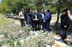 وزیر جهاد کشاورزی از نهالستان ایوان بازدید کرد/ اقدامات منابع طبیعی ایلام در تولید نهال  قابل تقدیر است